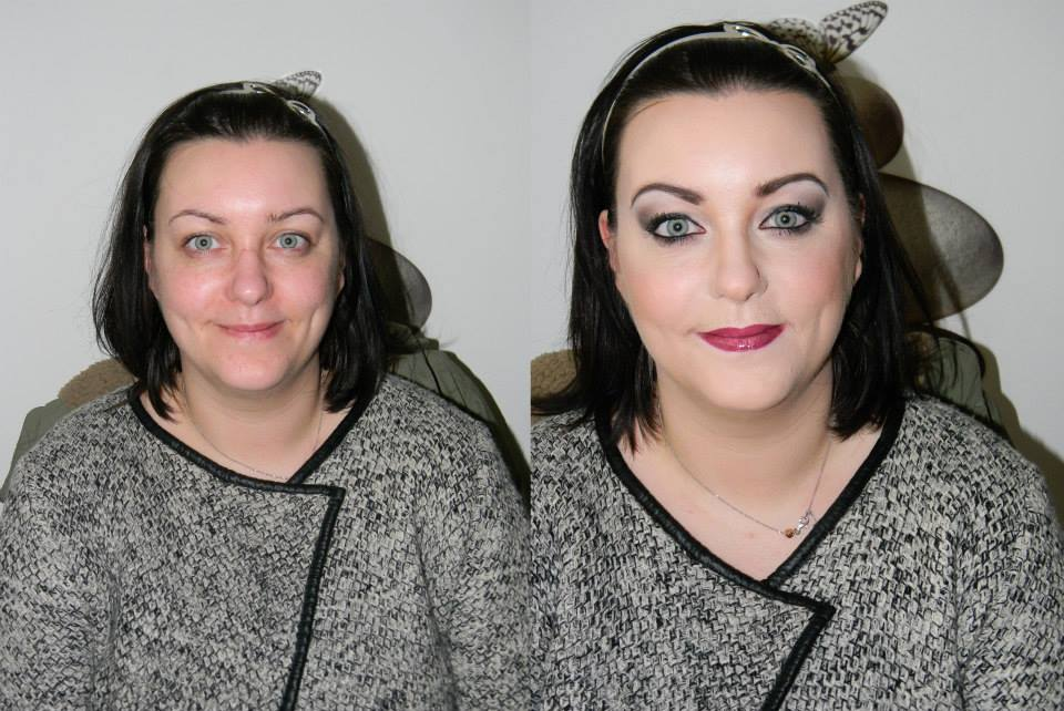 Avant apr s relooking make up - Relooking interieur avant apres ...